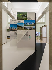 Unbuilding Walls (lars_uhlig) Tags: 2018 venice venedig venezia architektur architecture biennale italien itlay exhibition german pavillon germania graft pavilion panel board
