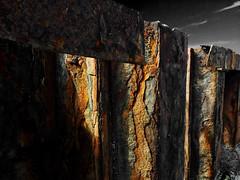 Rust (Renate R) Tags: danmark rust rost pier