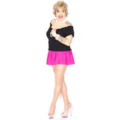 home18488 (Ann Drogyny) Tags: shoes legs heels crossdress crossdresser crossdressing cd tv tg ts transvestite transgender transsexual tranny tgirl glamour pinup mature cute sexy stockings nylons suspenders garters