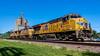 Ogden, Iowa UP tracks