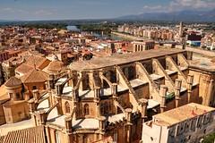 Tortosa (Enrica F) Tags: tortosa baixebre tarragona catalunya nikon city river