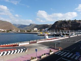San Sebastian de la Gomera kikötője