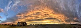 Incredible Fire Sky