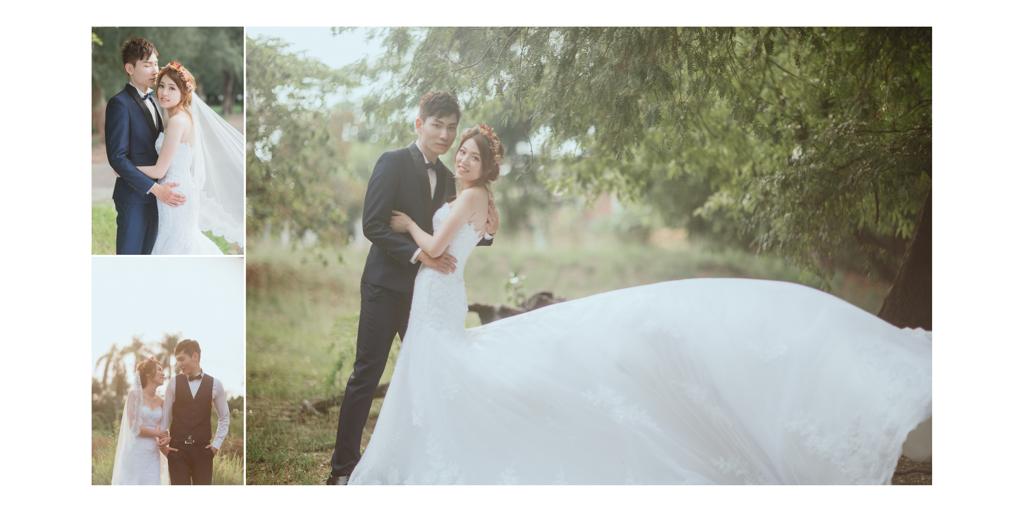 台南婚紗| 黒禮服超驚艷~呈現在白色奇美博物館 Chimei!賽西亞手工婚紗