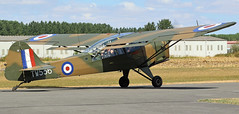 TW536 AUSTER BREIGHTON (toowoomba surfer) Tags: auster aviation aeroplane aircraft
