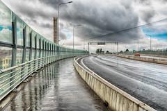 A Mirror Bridge - Зеркальный мост (Valery Parshin) Tags: russia saintpetersburg stpetersburg canoneos70d sigma1750mmf28exdcoshsm valeryparshin bridge clouds ngc