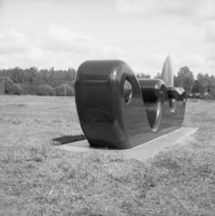 Vandalorum (rotabaga) Tags: sverige sweden svartvitt värnamo vandalorum blackandwhite bw bwfp lomo lomography lubitel166 twinlens fomapan mediumformat mellanformat 6x6 120