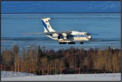 RA-76511 Volga Dneper Airlines (Bob Garrard) Tags: ra76511 volga dneper airlines ilyushin il76 anc panc