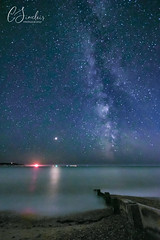 This one is for Aretha (C Sinclair) Tags: astrophotography stellerphotography milkyway stars nightsky nightphotography