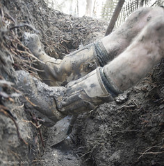 HD riggers (MudboyUK) Tags: muddyboots boots rigggerboots workboots workinginboots builder tradie dirtyboots diging menwearingboots