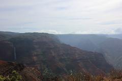 Waimea Cayon. The Great Canyon of the Pacific, Kauai (Xavier Desnoyers) Tags: canyon pacific hawaii hawai kauai landscape water waterfall rocks cliff cliffs waimea