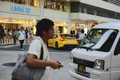 新宿 Toyota 86 (briandodotseng59) Tags: asia japan taiwan color coth5 digital nikon nikkor street world travel sun day light old toyota 86 car auto