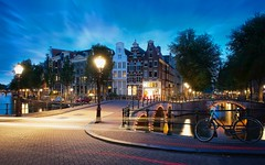Keizersgracht Famous Cross (l.cutolo) Tags: architecture tourism water worldtrekker citylights amsterdam zeisslens bridge intensecolors sky tulip ononeraw holland citylife city lucacutolo canal flowers ams citycentre sunset monument sharp art vignette lighttrails tlp reflections sonya7ii cityscape ngc europe shy canalboat sony colours world sonyfe2470mmf40zaoss