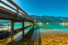 Rumble Beach Marina, Port Alice, Vancouver Island (RussellK2013) Tags: neroutsosinlet portalice vancouverisland britishcolumbia rumblebeachmarina pier marina water shore shoreline inlet wideangle vista view canada landscape d750 1635mmf4ged 1635mm 1635mmf4vr outdoor travel