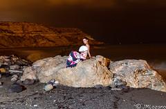 noches de verano, noches de calor (josmanmelilla) Tags: modelos nocturna mar playas melilla españa pwmelilla flickphotowalk pwdmelilla pwdemelilla