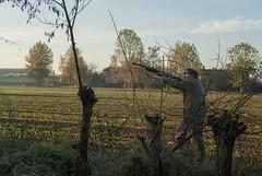 Caccia (Davide Codignola) Tags: hunting caccia beretta nikon natura mattina morning trees winter