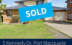5 Kennedy Drive, Port Macquarie NSW