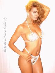 Miss Amal DiamondKini (Taurus_Studios) Tags: missamal frenchmodel alienbees ringlight abr800 glamour diamondkini