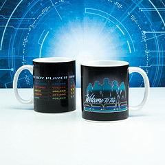 Ready Player One Oasis Mug (mywowstuff) Tags: gifts gift ideas gadgets geeky products men women family home office
