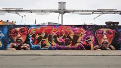 Combo Killers-marcart.nl / Berchem - 12 aug 2018 (Ferdinand 'Ferre' Feys) Tags: antwerpen anvers antwerp belgium belgique belgië streetart artdelarue graffitiart graffiti graff urbanart urbanarte arteurbano ferdinandfeys