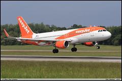 AIRBUS A320 214 easyJet OE-IJA 7660 Bale Mulhouse mai 2018 (paulschaller67) Tags: airbus a320 214 easyjet oeija 7660 bale mulhouse mai 2018