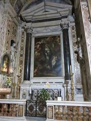 20170525 Italie Gênes - L'Eglise de Jésus-009 (anhndee) Tags: italie italy italia gênes genova church église eglise peintre peinture painting painter
