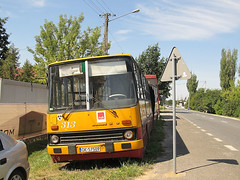 Ikarus 280.57 (transport131) Tags: bus autobus muzeum motoryzacji techniki otrębusy ikarus 280