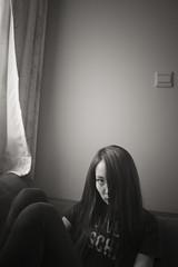 Give me one more song to go (chinese johnny) Tags: blackandwhite monochrome beijing photoshoot chinese china chinadoll chinesegirl chinagirl beautiful beauty beautifulgirl longhair longing lovely sad emotive emotion ambient location leica leicam9 m9 dark dreamy heartbroken intimate lyrics fleetwoodmac blueletter moody melancholy portrait urbanchina window fengtai