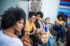 Roda de conversa Ser Mulher Negra  © DouglasLopes (11 de 16)