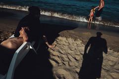 ... (vencilalev) Tags: street beachlife beach summer blacksea bulgaria silistar colorful sun light sea water people streetphotography