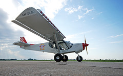 STOL CH 750 SD - ground