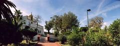 2018-08-04 13.12.59 (anyera2015) Tags: ceuta panorámica panorama noblex 135s 135 kodak portra 160vc noblex135s kodakportra160vc ermita ermitadesanantonio