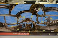 NASM_0280 Arado Ar-234B Blitz jet bomber (kurtsj00) Tags: nationalairandspacemuseum nasm smithsonian udvarhazy arado ar234b blitz jet bomber
