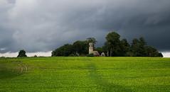 After the rain (2 of 3)  All Saints Church, Keswick, Norfolk, UK (+Pattycake+) Tags: photo trees lumixdmcgm1 landscape mulbarton field hempnall sky southnorfolk countryside outside meadows colour