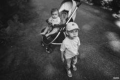 0788 (dejfex) Tags: dejfex dawid wereszczyński sony slta57 dziecko child boys polska poland warsaw warszawa bw black white son outdoor