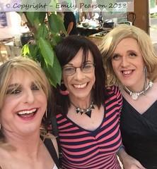 July 2017 - Sparkle weekend in Manchester (Girly Emily) Tags: crossdresser cd tv tvchix tranny trans transvestite transsexual tgirl tgirls convincing feminine girly cute pretty sexy transgender boytogirl mtf maletofemale xdresser gurl glasses dress sackvillegardens manchester sparkle