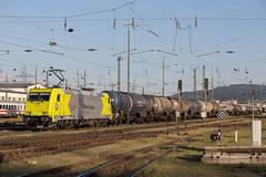 Alpha Trains 119 007 Basel Bad (daveymills37886) Tags: alpha trains 119 007 basel bad rhc rheincargo