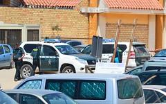 G.C. GUARDIA CIVIL (PLAYA DE MATALASCAÑAS) SPANISH POLICE (DAGM4) Tags: costadehuelva police policía polizia polizei policie polis politi politie seguridad 112 emergencias112 062 gc españa europa espagne europe espanha espagna espana espanya espainia spain spanien