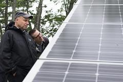170605_3351_solargrafton068 (greentufts) Tags: grafton cummingsschool veterinaryschool solar sustainability cleanenergy renewableenergy technology mass unitedstates usa