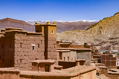 2018-4519 (storvandre) Tags: morocco marocco africa trip storvandre telouet city ruins historic history casbah ksar ounila kasbah tichka pass valley landscape