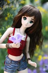 Audrey (Nymphodisiac) Tags: smart doll vinyl julia