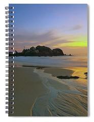 sunrise-seascape-carlene-smith (Fine Arts Designer) Tags: notebook notebooks writing write stationaery paper spiral