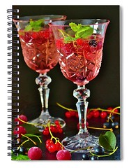 prosecco-carlene-smith (Fine Arts Designer) Tags: notebook notebooks writing write stationaery paper spiral