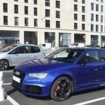Audi RS3 Sportback thumbnail
