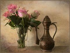 Still Life (Tatjana_2010) Tags: stilllife stillleben blumen rosen