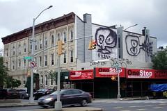 ufo907 (Luna Park) Tags: ny nyc newyork brooklyn graffiti 907 907crew ufo ufo907 extinguisher lunapark