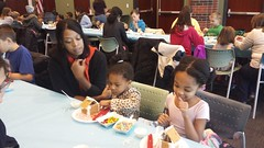 20161210_131122_8_bestshot (ypsidistrictlibrary) Tags: gingerbreadhouses gingerbread candy kids annual xmas christmas ydlwhittaker