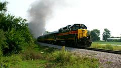 IAIS703-6 (joerussell2) Tags: trains steam locomotive iowa interstate iais