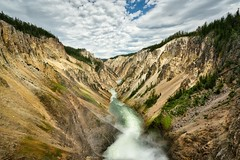 Yellowstone Canyon (sbmeaper1) Tags: sony a7r2 yellowstone canyon national park clouds