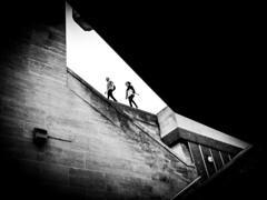 Balance (pretali-photography.com) Tags: london streetphotography bnw
